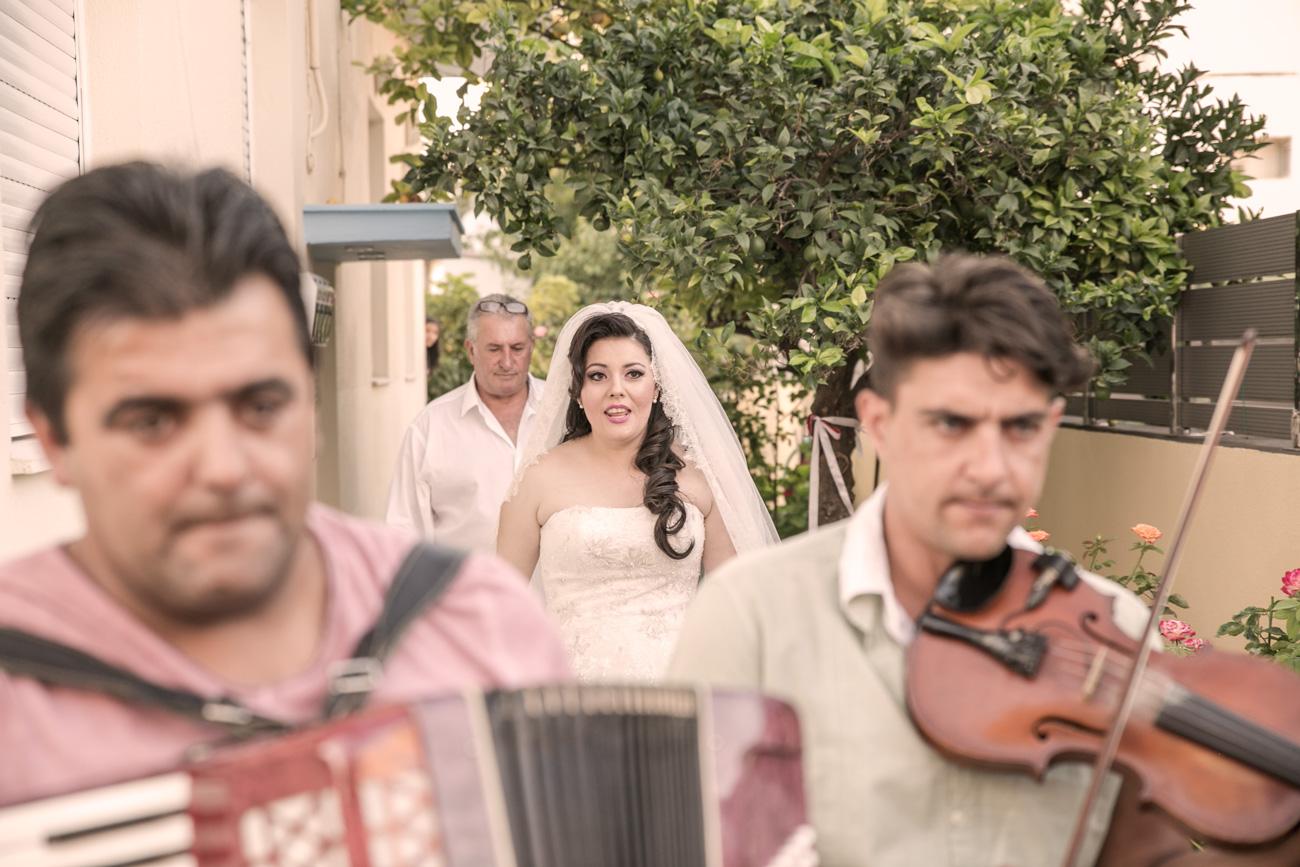 greek-bride-on-a-greek-wedding